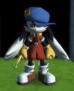 Klonoa (Regular Outfit) (Wii DtP)