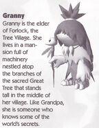 Klonoa Granny