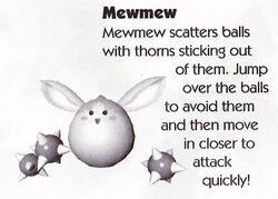Klonoa Mewmew