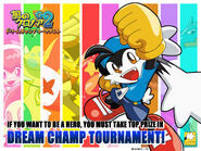 Dream Champ Wallpaper