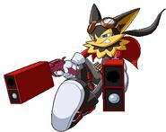 Guntz Namco x Capcom 10