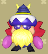 Seadoph Model Klonoa Wii