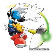 Klonoa- Densetsu No Star Medal Hammer
