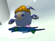Snow Boarder Moo3