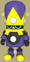 Moire Model Klonoa Wii