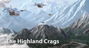 The Highland Crags