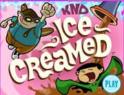 KND ice-creamed