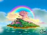 Rainbow Monkey Island