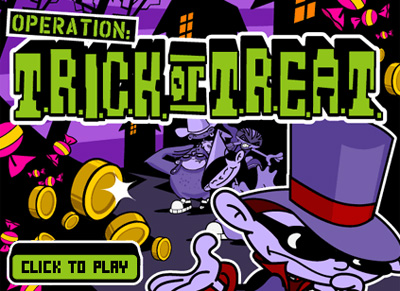 Operation: Trick or Treat | Codename: Kids Next Door