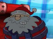 Santa smiles error S5e5