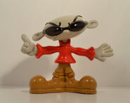 McDonalds Numbuh 1 figure