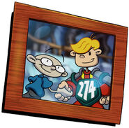 Numbuh 1 and Numbuh 274
