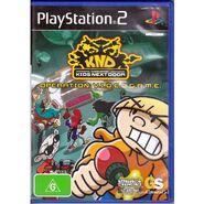 Australian PS2 Cover