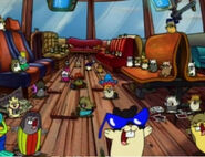Hamsters Holiday