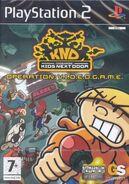 European PS2 Cover
