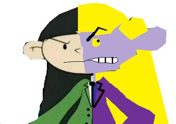 Two-Face Kuki