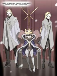 Sion damir monarch