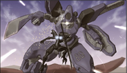 Battle of Void armor suit
