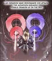 Pray style double dragon