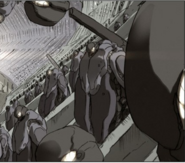 Raven units for deployment