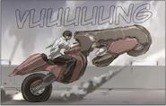 Van motor bike