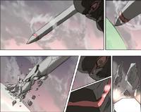 Double 00 spear breaking