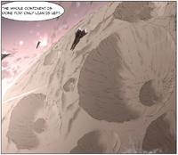 Tobal planet destroyed