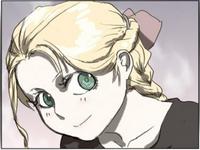 Rhea zail child