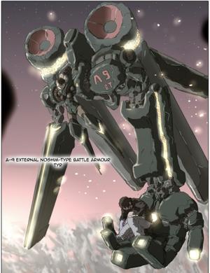A-9 armor