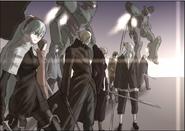 Knights manaan