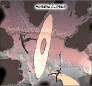 Minerva clipeus