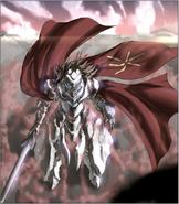 Armor blade true form