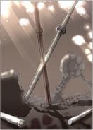 Arondight x armored blade