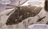 TU command bomber heli