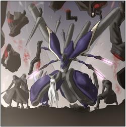 Blue Beetle Multi-role Armor Suit