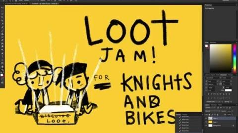Loot Jam 1 - Bread Tags!