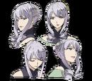 Selestina Echevalier/Anime