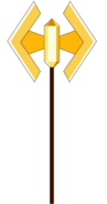 Two-Sided Axe