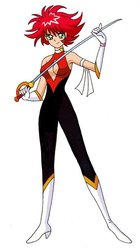 Cutie Honey (Super Form)