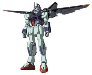 w/ Jet Striker Pack