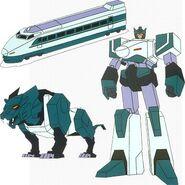Train Bot3