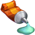 Mint glue