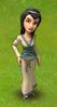 Clothesf-Mermaid model vamp