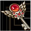 Coll keys winged