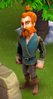 Clothesm-Simpleton model viking