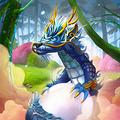 Illus blue dragon statue news.png