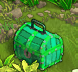 Treasure chest green 1