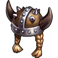 Coll helmet viking