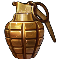 Coll soldier grenade