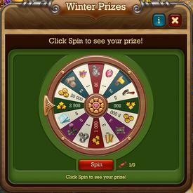 Christmas tree wheel3